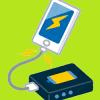 モバイルバッテリー PB-N51
